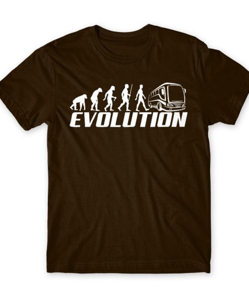 Bus Driver Evolution Póló - Ha Bus Driver rajongó ezeket a pólókat tuti imádni fogod!