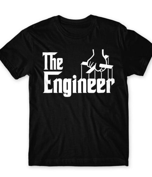 The engineer Póló - Ha Engineer rajongó ezeket a pólókat tuti imádni fogod!