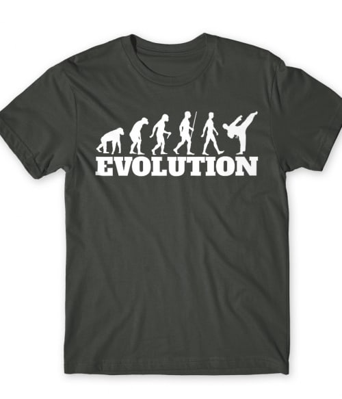 Karate evolution Póló - Ha Karate rajongó ezeket a pólókat tuti imádni fogod!