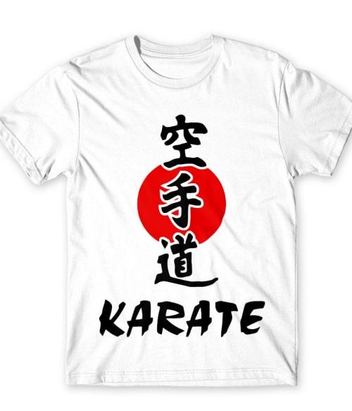 Karate text Póló - Ha Karate rajongó ezeket a pólókat tuti imádni fogod!