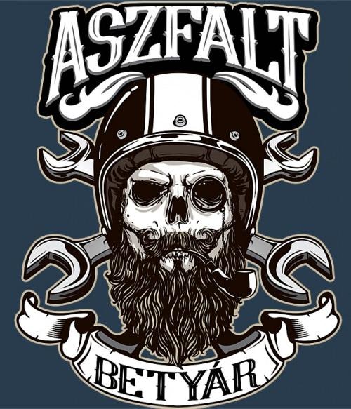 Aszfalt Betyár Póló - Ha Motorcycle rajongó ezeket a pólókat tuti imádni fogod!