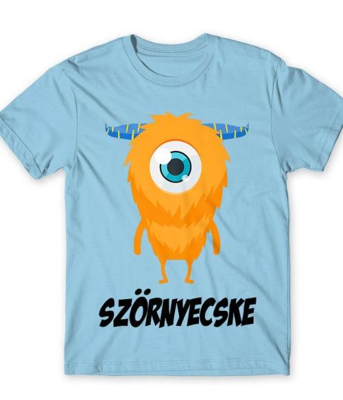 Szörnyecske Póló - Ha Family rajongó ezeket a pólókat tuti imádni fogod!