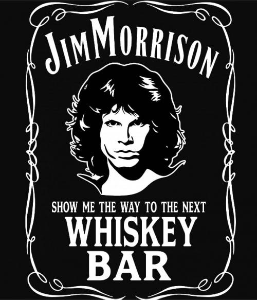 Jim Morrison Póló - Ha Rocker rajongó ezeket a pólókat tuti imádni fogod!