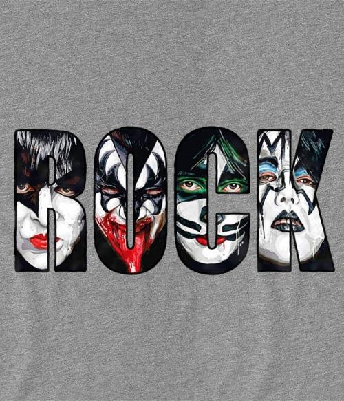 Kiss Rock Póló - Ha Rocker rajongó ezeket a pólókat tuti imádni fogod!
