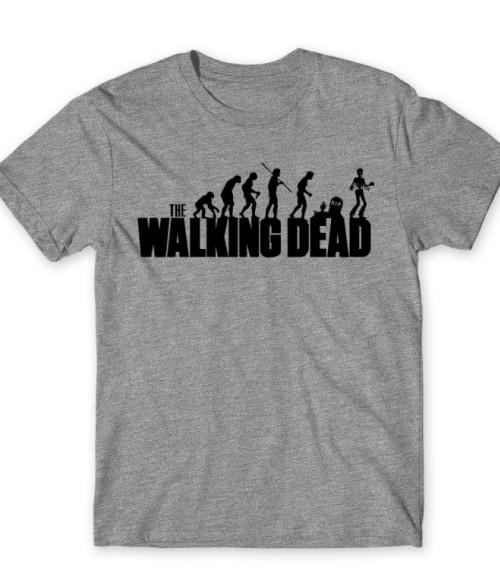 The Walking Dead Evolúció Póló - Ha The Walking Dead rajongó ezeket a pólókat tuti imádni fogod!
