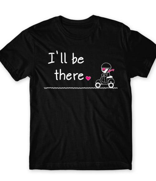 I am Waiting for you – Férfi Póló - Ha Couple rajongó ezeket a pólókat tuti imádni fogod!
