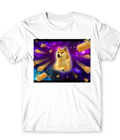 Doge Universe Póló - Ha Meme rajongó ezeket a pólókat tuti imádni fogod!