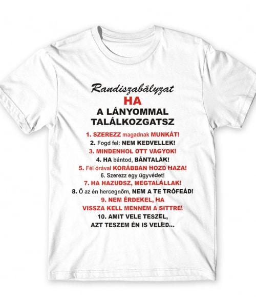 Randiszabályzat Póló - Ha Fun rajongó ezeket a pólókat tuti imádni fogod!