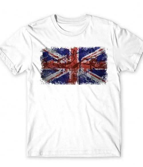 Brit zászló 2 Póló - Ha Flags rajongó ezeket a pólókat tuti imádni fogod!