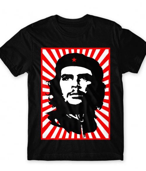 Che Guevara – Vonalak Póló - Ha Che Guevara rajongó ezeket a pólókat tuti imádni fogod!