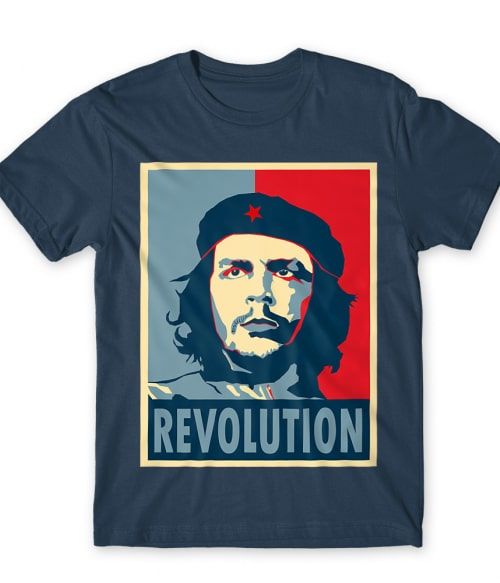 Che Guevara Obama Style Póló - Ha Che Guevara rajongó ezeket a pólókat tuti imádni fogod!