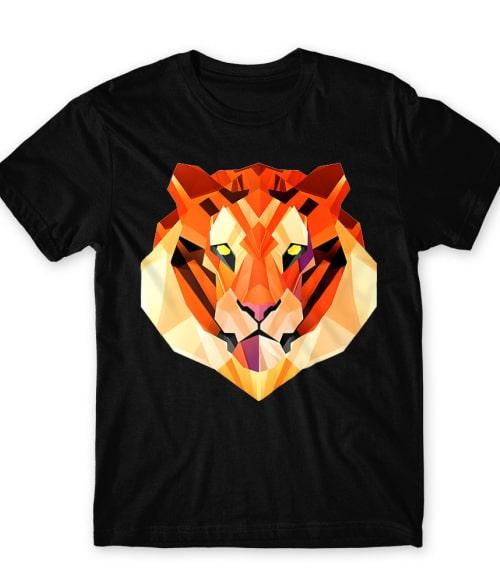Polygon Tigris Póló - Ha Animal rajongó ezeket a pólókat tuti imádni fogod!