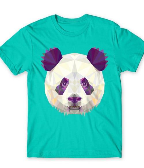 Polygon Panda Póló - Ha Animal rajongó ezeket a pólókat tuti imádni fogod!