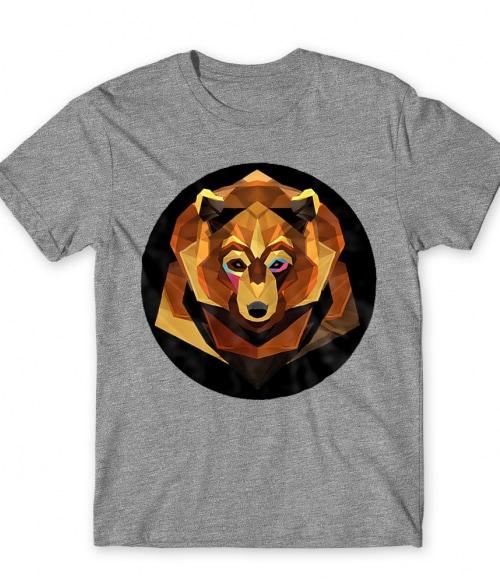 Polygon Medve Póló - Ha Animal rajongó ezeket a pólókat tuti imádni fogod!