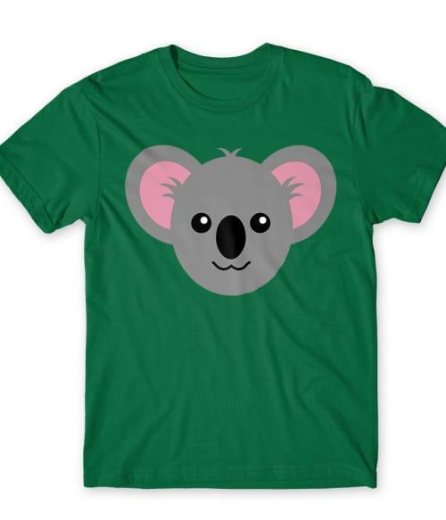 Cuki Koala Póló - Ha Animal rajongó ezeket a pólókat tuti imádni fogod!