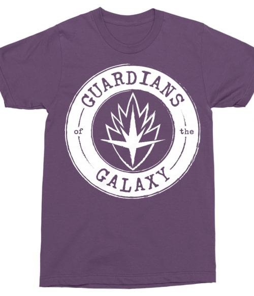 Guardians grunge logo Póló - Ha Guardians of the Galaxy rajongó ezeket a pólókat tuti imádni fogod!
