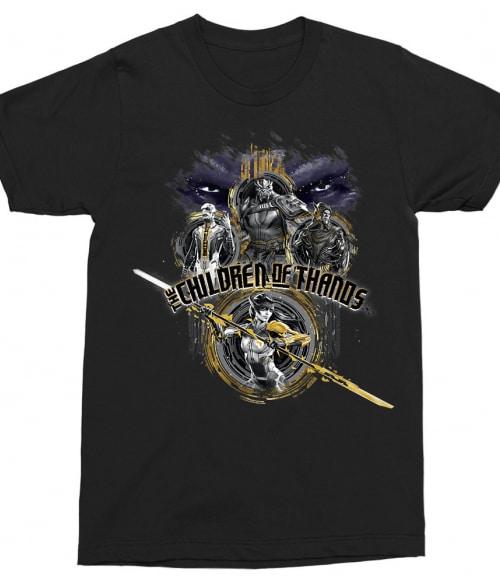 Children of Thanos Póló - Ha Avengers rajongó ezeket a pólókat tuti imádni fogod!
