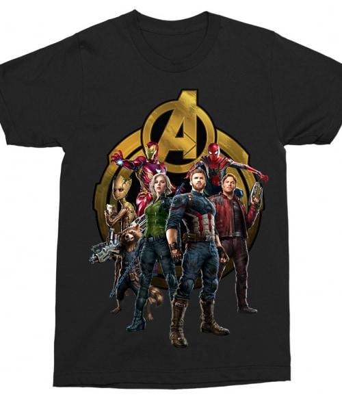 Avengers Infinity War Póló - Ha Avengers rajongó ezeket a pólókat tuti imádni fogod!