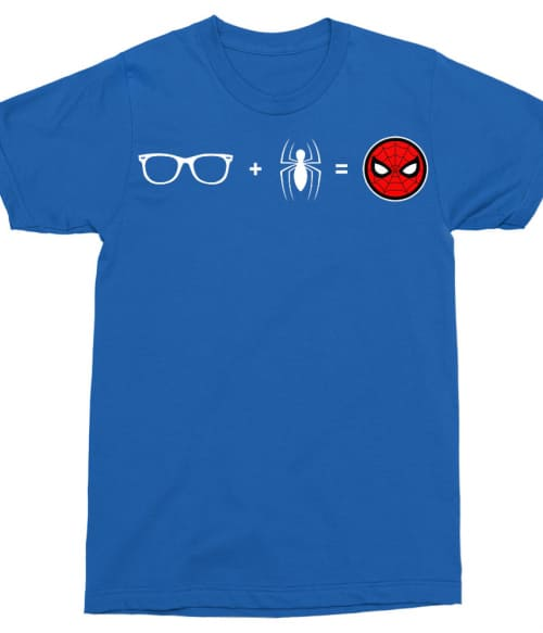 Spider-Man math Póló - Ha Spiderman rajongó ezeket a pólókat tuti imádni fogod!