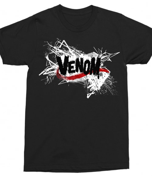Venom splash Póló - Ha Spiderman rajongó ezeket a pólókat tuti imádni fogod!