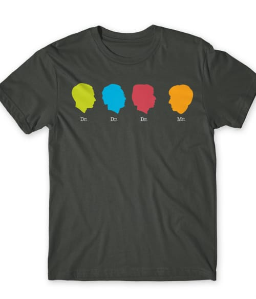 Dr. Mr. Póló - Ha The Big Bang Theory rajongó ezeket a pólókat tuti imádni fogod!