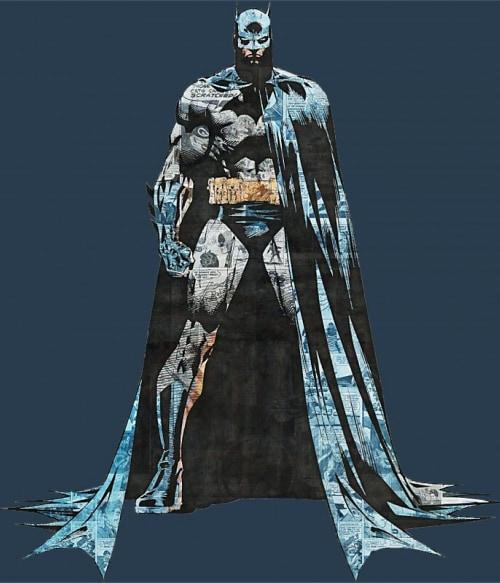 Batman classic Póló - Ha Batman rajongó ezeket a pólókat tuti imádni fogod!
