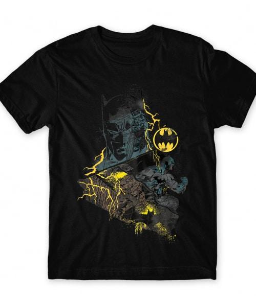 Batman Action Póló - Ha Batman rajongó ezeket a pólókat tuti imádni fogod!