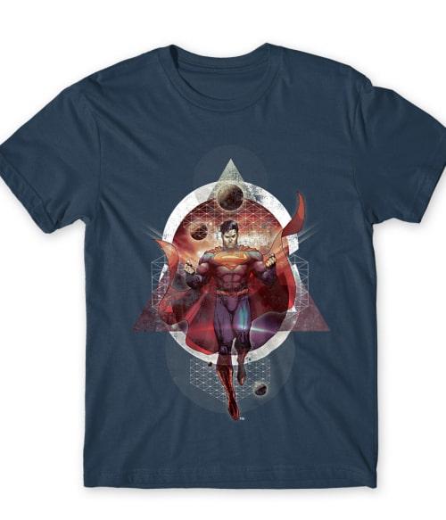 Superman Galaxy Póló - Ha Superman rajongó ezeket a pólókat tuti imádni fogod!