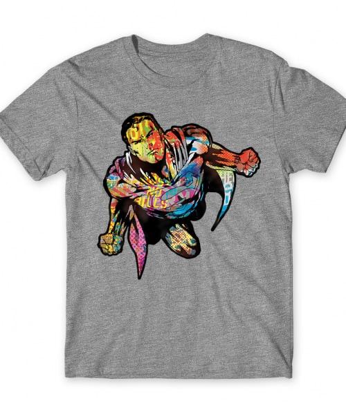Superman comics Póló - Ha Superman rajongó ezeket a pólókat tuti imádni fogod!