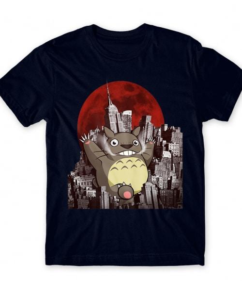 Destroyer Totoro Póló - My Neighbour Totoro - Fuchsworld