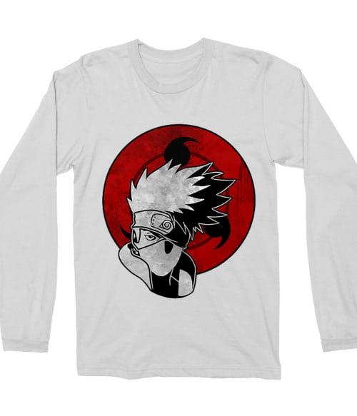 Kakashi Sharingan Póló - Naruto - Grenn