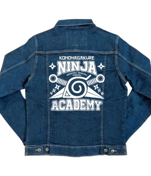 Konohagakure Ninja Academy Póló - Naruto - Grenn