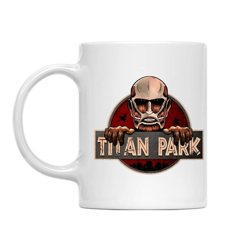 Titan Park Bögre