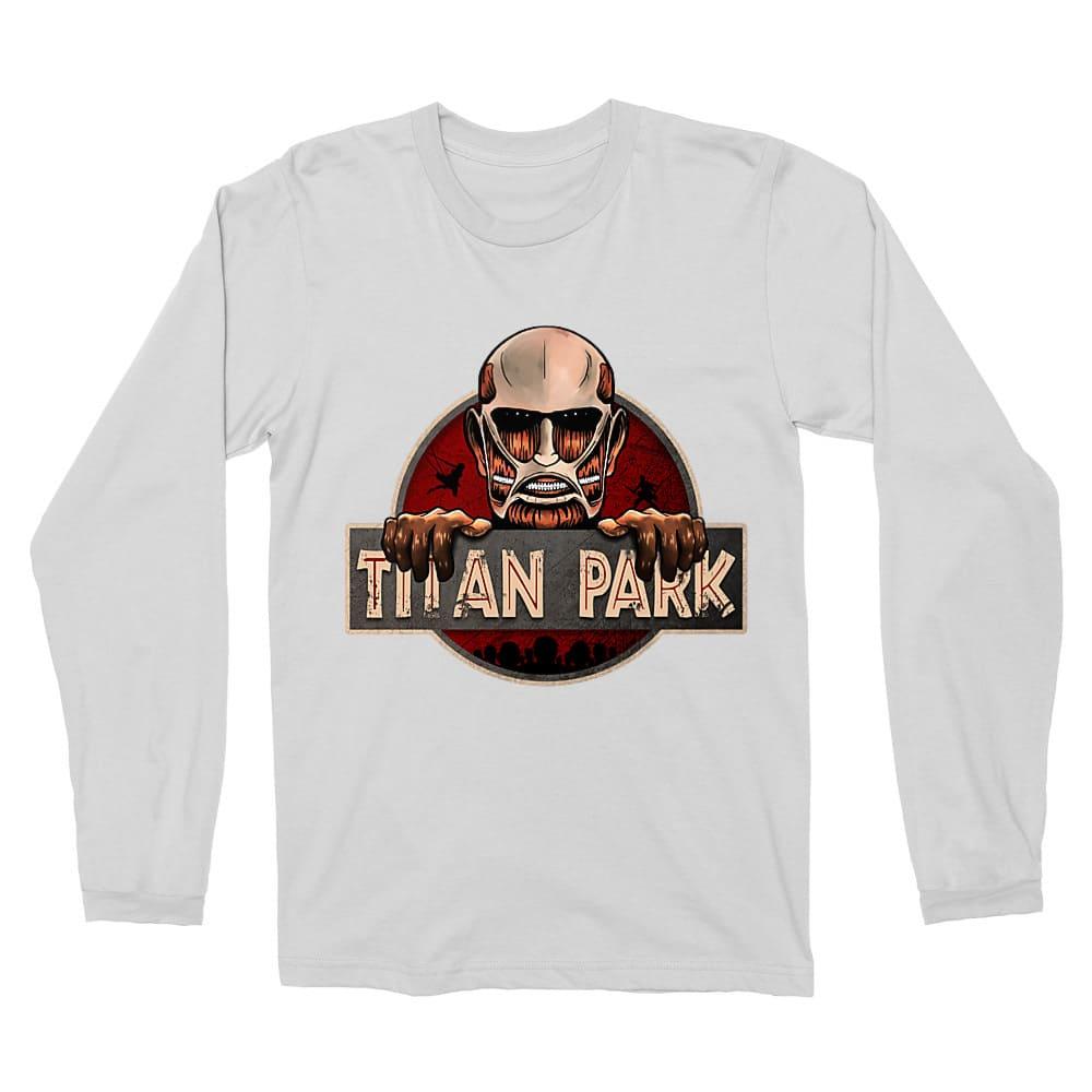 Titan Park Férfi Hosszúujjú Póló