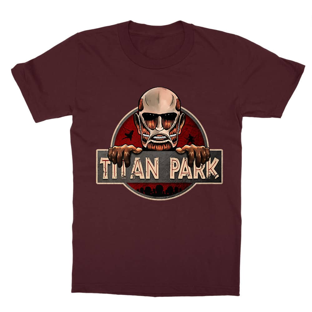 Titan Park Gyerek Póló