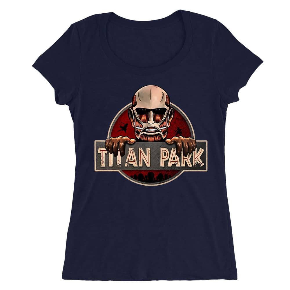Titan Park Női O-nyakú Póló