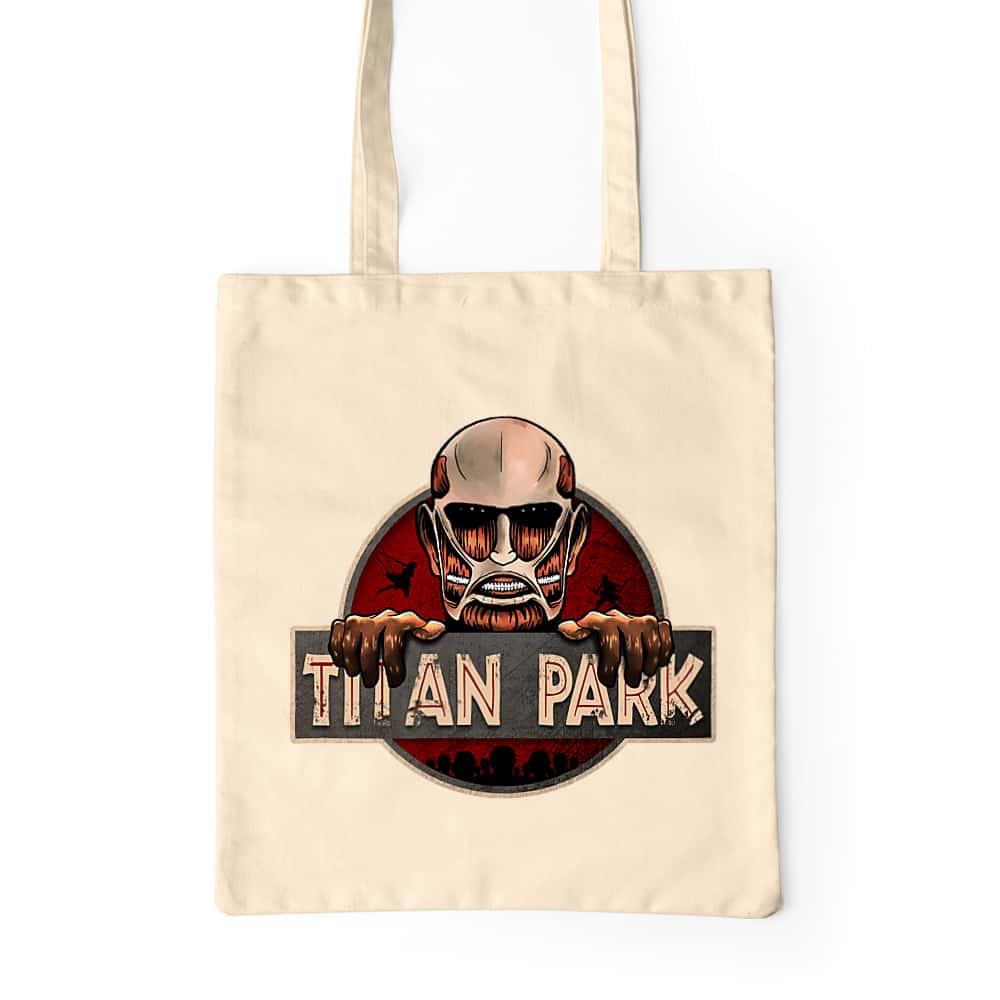 Titan Park Prémium Vászontáska