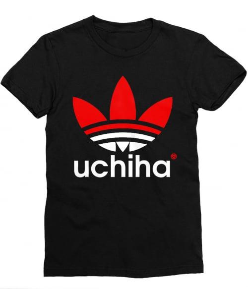 Adidas Uchiha Póló - Naruto - Grenn
