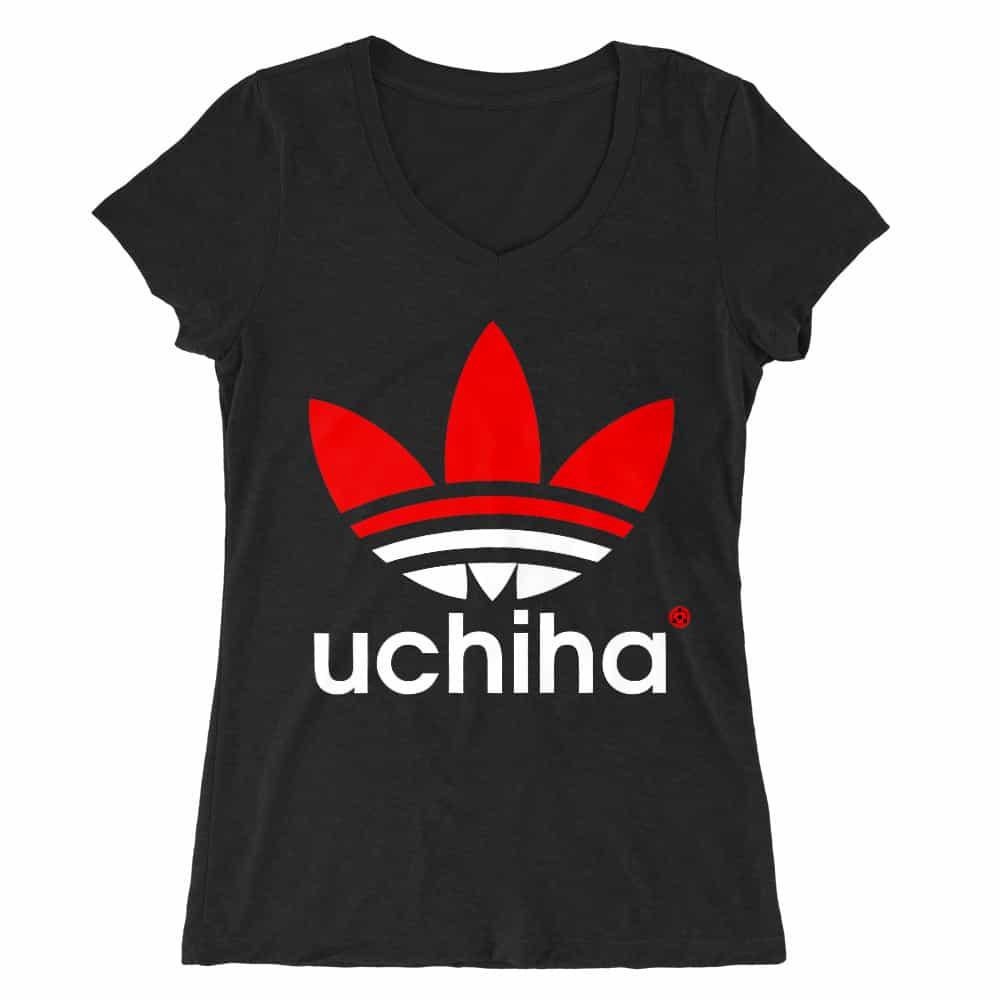 Adidas Uchiha Női V-nyakú Póló
