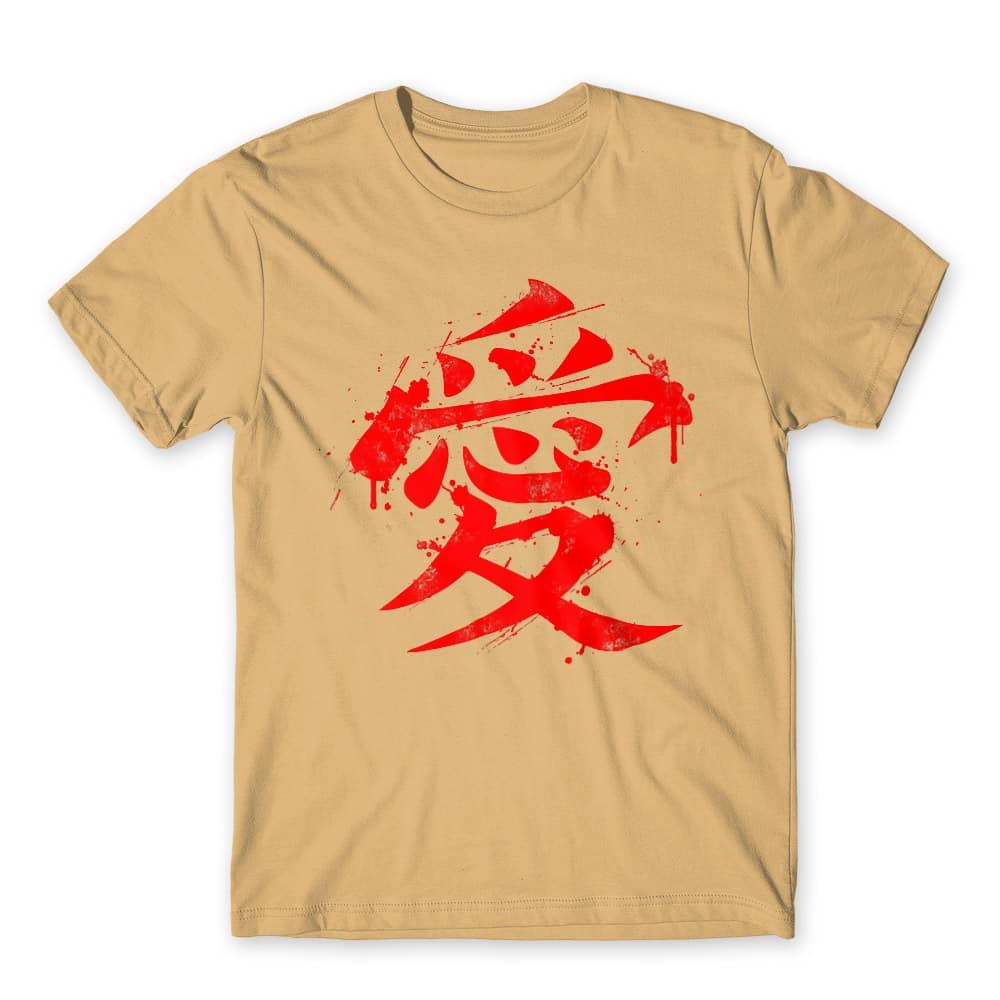 Gaara Symbol Férfi Póló