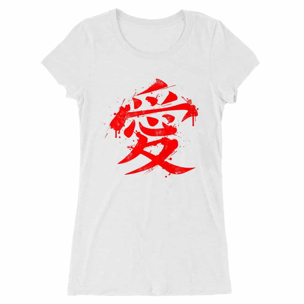 Gaara Symbol Női Hosszított Póló