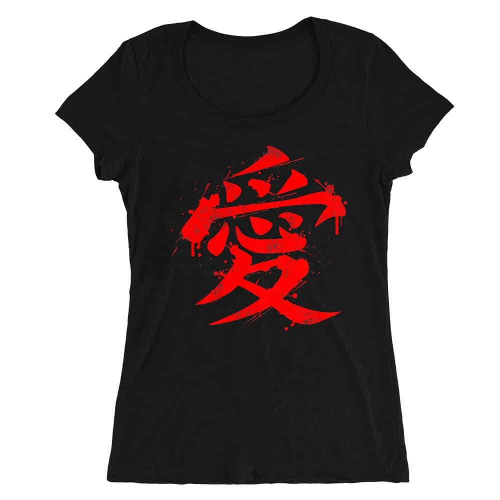Gaara Symbol Női O-nyakú Póló
