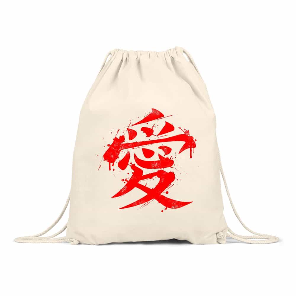 Gaara Symbol Tornazsák