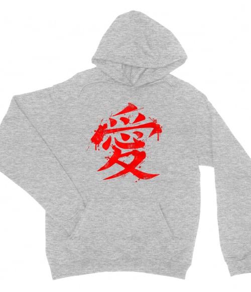 Gaara Symbol Póló - Naruto - Grenn