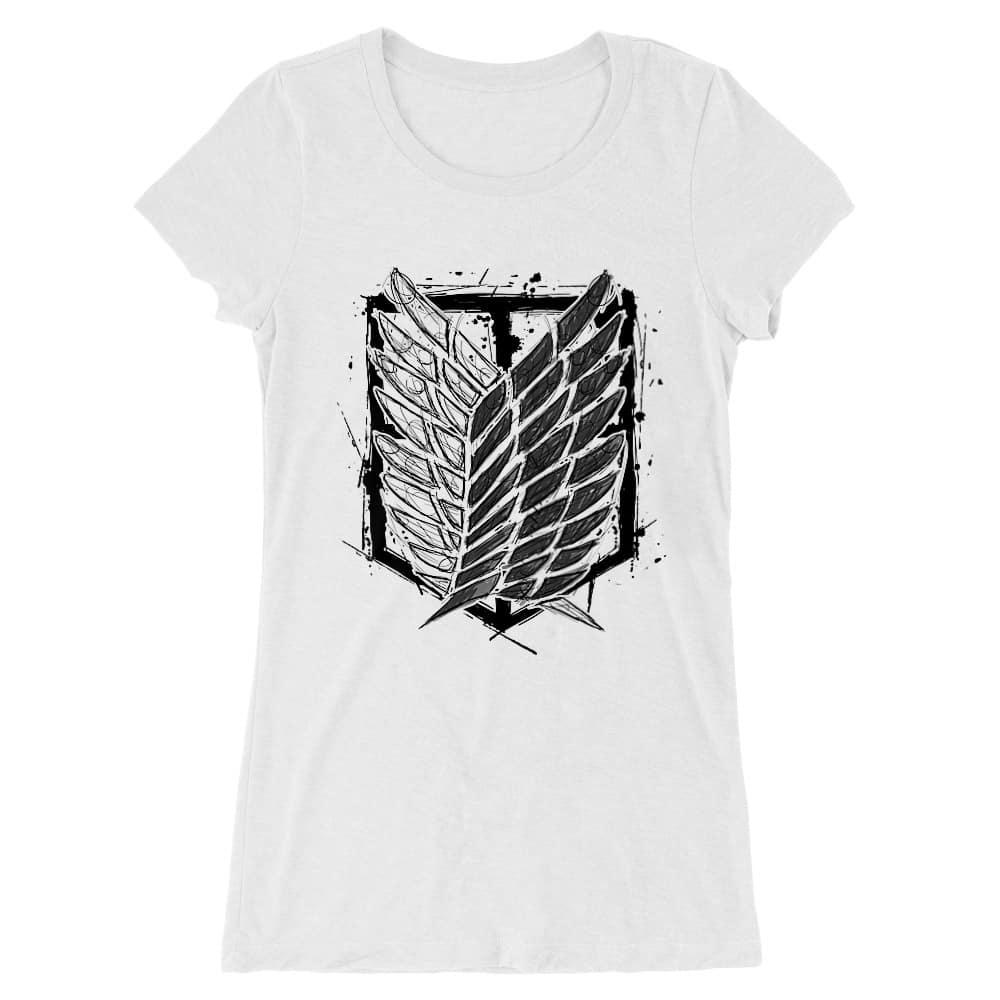 Graphic legion logo Női Hosszított Póló
