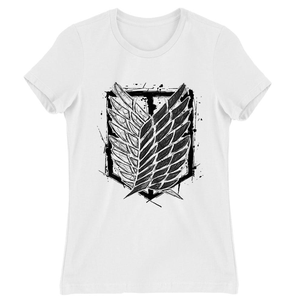 Graphic legion logo Női Póló