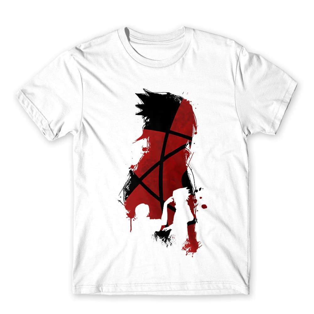 Sasuke and Itachi Férfi Póló