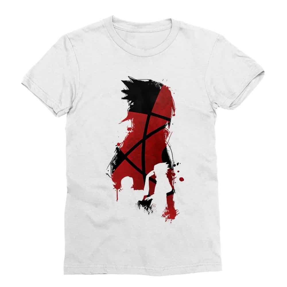 Sasuke and Itachi Férfi Testhezálló Póló