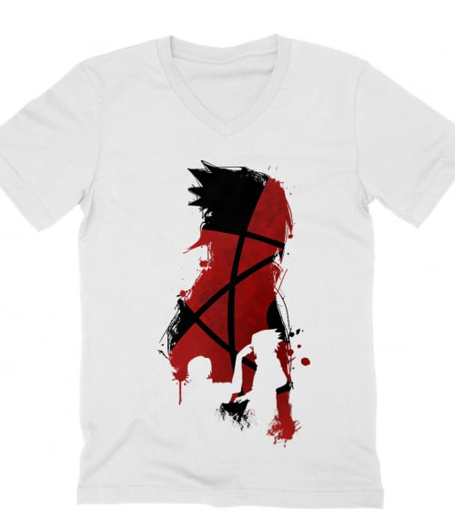 Sasuke and Itachi Póló - Naruto - Grenn