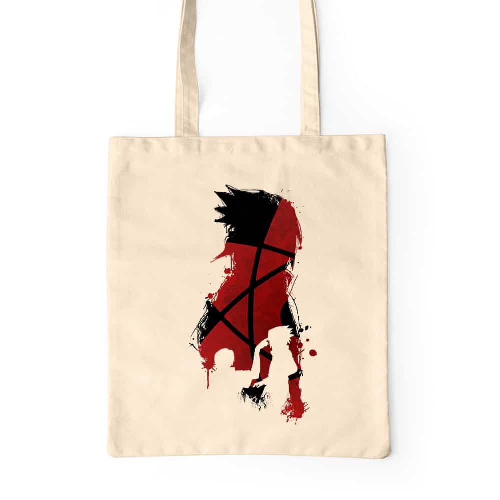 Sasuke and Itachi Prémium Vászontáska